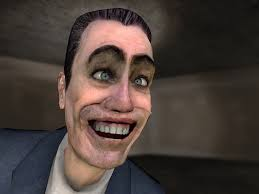 Meme Funny Face - gman funny face garry s mod know your meme