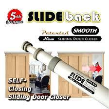 Patio Door Closer Slide Right Patio Door Closer Automatic Sliding Patio Door Closer