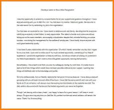 appreciation letter thank you after resignation templates free