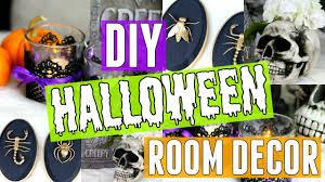 diy halloween room decor 3 cheap u0026 easy room decor ideas for