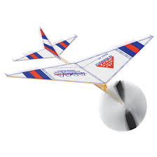 rubber band powered airplanes