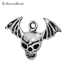 halloween charms popular halloween charms skulls buy cheap halloween charms skulls
