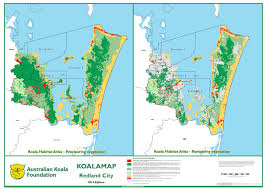 Promised Land State Park Map by Redland City Koala Mapping Shows Way Forward Redlands2030