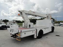 1999 gmc t7500 elliott l55 sign truck 15605 trucks monster