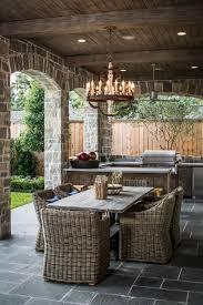design ideas for a practical outdoor kitchen