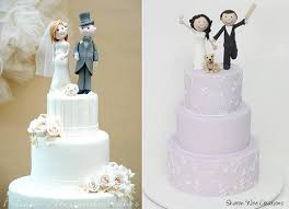 wedding cake toppers and groom and groom cake toppers models by alessandra frisoni