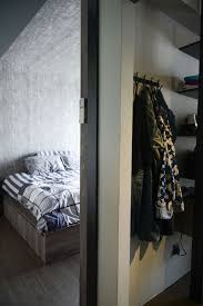Hdb Bedroom Design With Walk In Wardrobe House Tour Shi Chang And Calynn U0027s Cosy Rustic Industrial Home