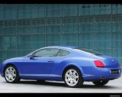 blue bentley dark blue bentley continental gt a side view bentley cars dark