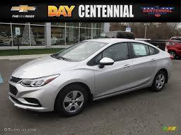 Chevy Cruze Ls Interior 2017 Silver Ice Metallic Chevrolet Cruze Ls 117680083 Gtcarlot