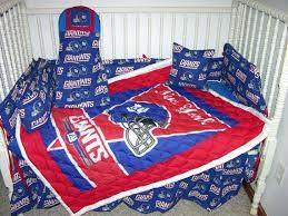 Ny Giants Crib Bedding Ny Giants Baby Bedding Cutiepatootie New York Giants Nursery