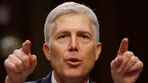neil gorsuch is the first us supreme court justice to sit on the
