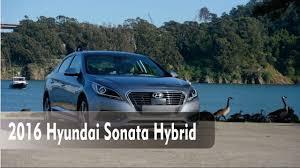 2016 hyundai sonata hybrid test u2013 review youtube