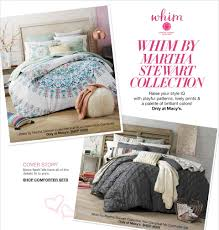 Martha Stewart Duvet Covers Whim Bedding Collection By Martha Stewart Macy U0027s