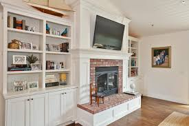 surprising built ins for living room all dining room