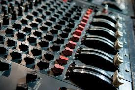 Studio Mixing Desks by Studio Icons Emi Tg12345 Mixing Console Musictech