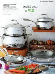 batterie de cuisine inox professionnel remplacement de cuiseur de riz de casserole interieure dacier