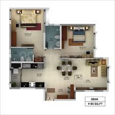 2bhk Floor Plan Mantri Developers Mantri Webcity Floor Plan Mantri Webcity