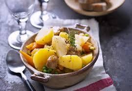 cuisiner les navets navarin d agneau aux deux navets recette interfel les fruits et