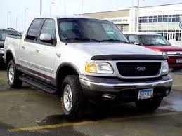 2002 ford f150 4 door 2002 ford f150 xlt crew cab fx4