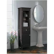Bathroom Slimline Storage Tower by Linen Cabinet Bathroom Furniture Target