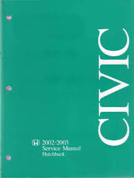 honda civic 02 03 service manual ocred transmission mechanics