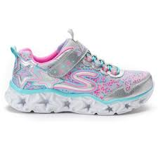 galaxy shoes light up skechers s lights galaxy lights girls light up shoes null