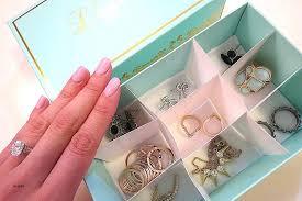 jewelry box necklace organizer images Diy jewelry organizer box fibromyalgiawellness info jpg