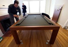 smallest room for a pool table fusion tables the set up notcot