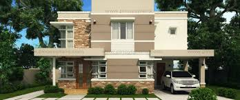 modern house building pinoy eplans