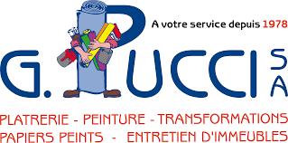 webmaster gpuccipeinture ch auteur à g pucci sa plâtrerie peinture