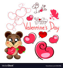 s day teddy s day teddy royalty free vector image