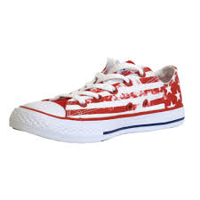 Converse American Flag Shoes Converse Boys Shoe 656057c Red