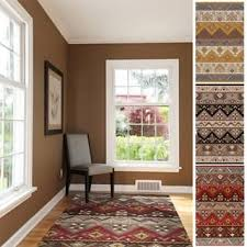 Throw Rug On Top Of Carpet Rustic Rugs U0026 Area Rugs For Less Overstock Com