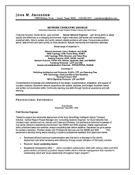 Sample Resume Objectives For Network Engineer by Network Security Resume 2017 Summary Resume Example It Security