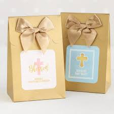 candy bags baptism candy bags