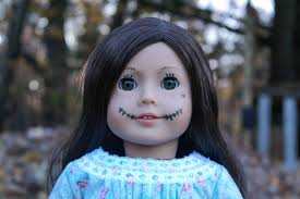 Halloween Costumes Creepy Doll Carrot Claire Doll U0027s Halloween Costumes