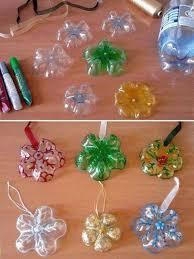 11 divertidos ejemplos de decoración navideña reciclada navidad