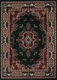 Golf Area Rug by Traditional Oriental Medallion Area Rug Persian Style Carpet