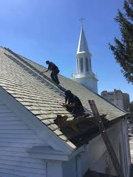 Wooden Roof Finials by Historical Roof Repair Ri Ma Renaissance Roofing
