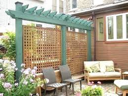 Inexpensive Backyard Privacy Ideas Backyard Privacy Ideas View In Gallery Inexpensive Outdoor Privacy