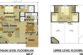 small house floor plans with loft small cabin floor plans with loft simple small house floor simple