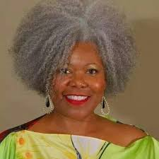 black senior hairstyles 35 best gorgeous gray natural hair images on pinterest grey hair