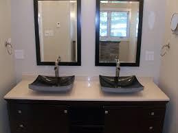 bathrooms design oval vessel sink stone vessel bathroom sinks