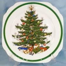7 vintage tree luncheon plates plummer ltd new york as