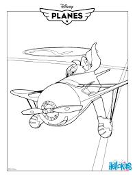 planes el chupacabra coloring pages hellokids