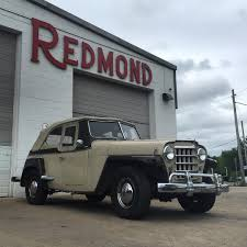 custom willys jeepster hagerty instagram dodge sportsman ford bronco and more