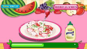 jeux de cuisine salade salade de fruits jeux de cuisine dans l app store