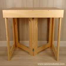 Plans For A Small End Table by Diy Folding Workbench Folding Workbench Woodworking And