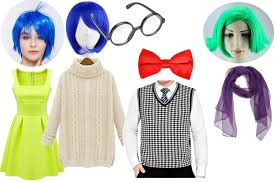 Inside Out Costumes 10 Group Costume Ideas From Pop Culture For The Win Zimbio