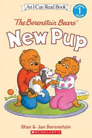 berenstain bears thanksgiving the berenstain bears u0027 new pup by stan berenstainjan berenstain